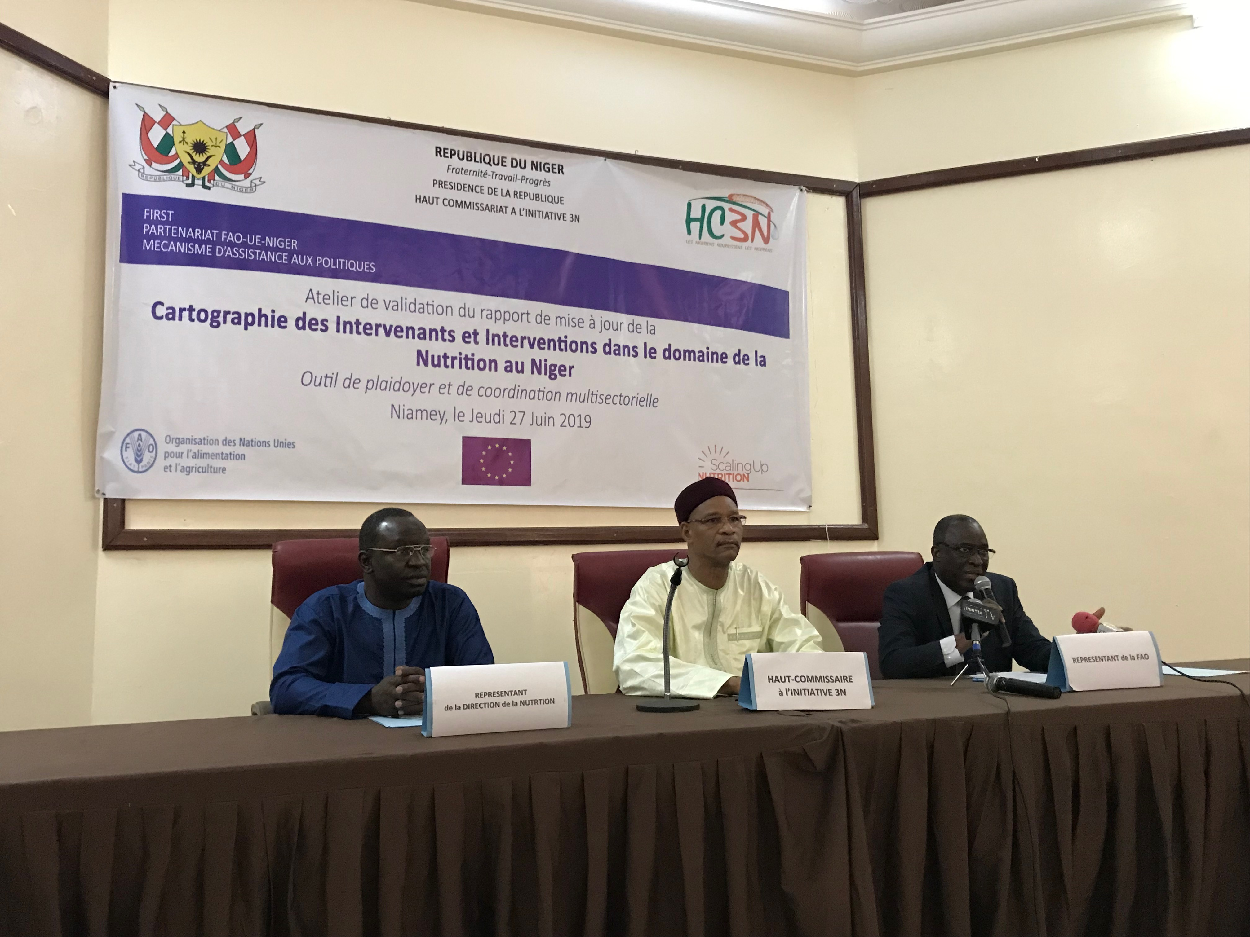 2019 Niger mapping workshop- photo2
